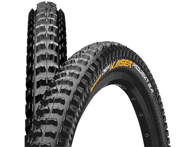 "Continental Der Kaiser 2.4 Projekt Folding Tyre 29"" TL-Ready E-25 Apex, black"